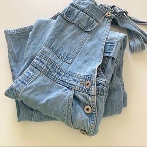 Denim Overalls size Small